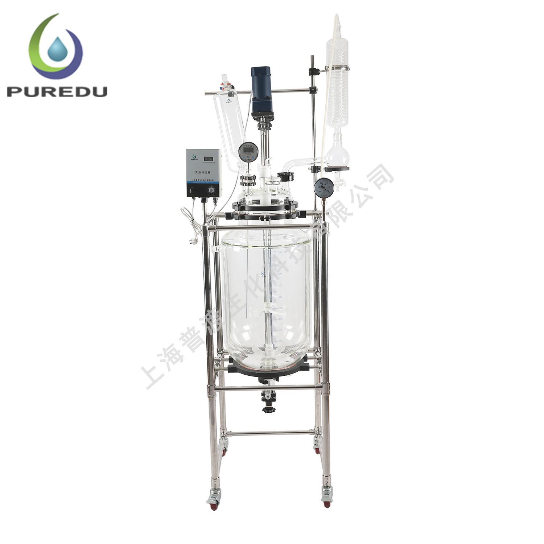 PSF-100A双层玻璃反应釜