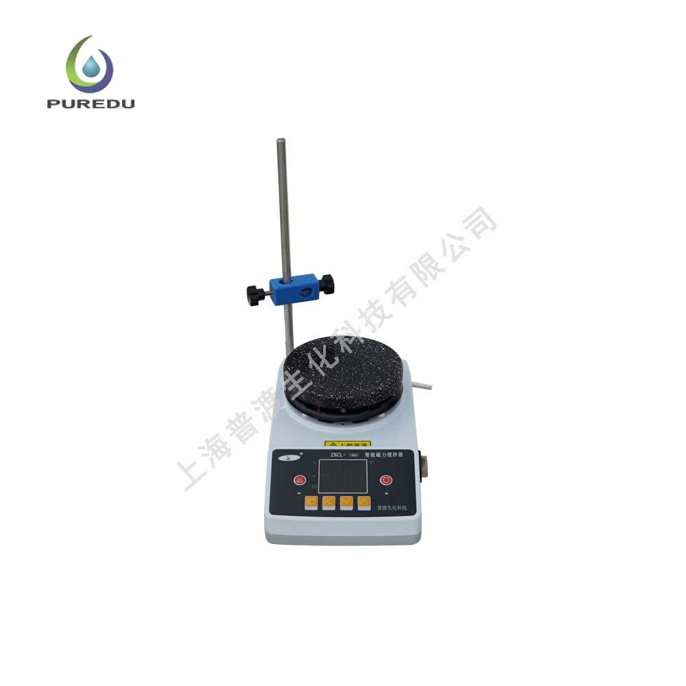 <b>ZNCL-B数显磁力(加热板)搅拌器</b>