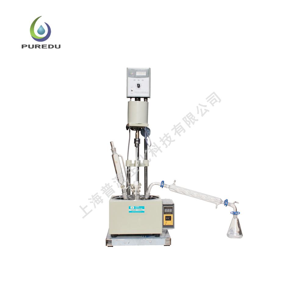 PDF-1A/2A/3A单层玻璃反应釜