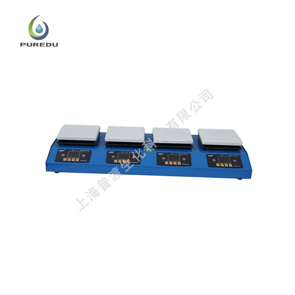 <b>ZNCL-BS多联磁力(加热板)搅拌器</b>